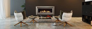 Escea DL1100 Gas Fireplace at Hearth House Perth