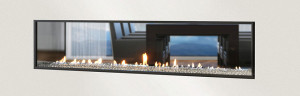 Escea DX1500 Gas Fireplace at Hearth House Perth