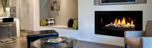 Regency GF900C Gas Log Fire at Hearth House Perth