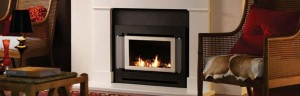 Rinnai Sapphire Mansory Gas Log Fires at Hearth House Perth