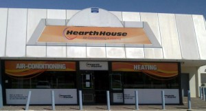 Hearth House Air Conditioning Store Location at Balcatta