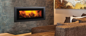 Montrose Large Wood Fireplace