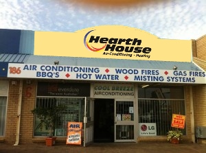 Hearth House Jandakot Air Conditioning Store Location
